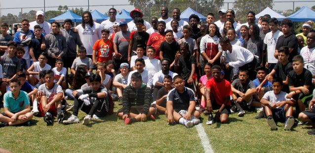 Brentwood NFL Camp 2017