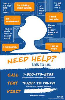 _Need Help_ Poster 11x17